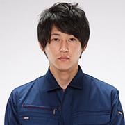 大阪のゴミ屋敷専門業者クリーナーズのスタッフ 峰の写真