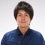 大阪のゴミ屋敷専門業者クリーナーズのスタッフ 高橋の写真